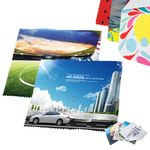 Custom Premium Microfiber Cloths - 8x6 inch