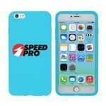 Custom Silicone iPhone 6 Plus Case - Blue