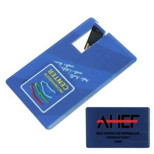 Hada Credit Card Drive -2GB