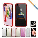 Custom Vegas IPhone 7/7S TPU Case-Red