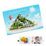 Custom Jigsaw Puzzle Card Drive -16GB