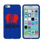 Custom Silicone iPhone 6 Case - Dark Blue
