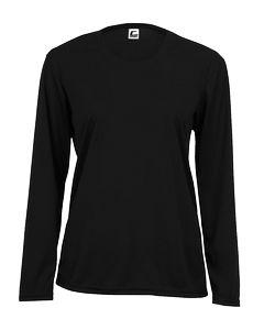 Custom Ladies' Badger Sport C2 Sport Performance Long Sleeve Tee Shirt