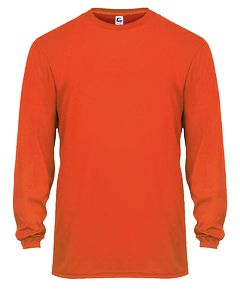 Custom Badger Sport C2 Sport Performance Long Sleeve Tee Shirt