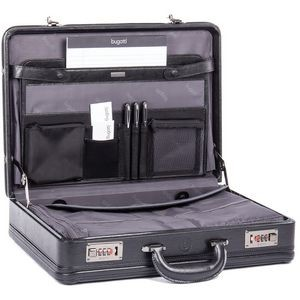 Jeffrey Expandable Attaché Case