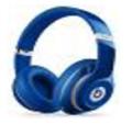 Custom Studio Over-Ear Headphones - Blue