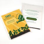 Custom Basil Seed Packet, 2-Sided