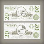 Custom $20 Seed Paper Bills