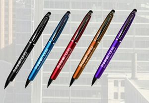2 in 1 Stylus Pen