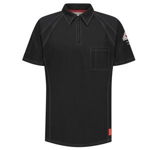 Bulwark® Men's iQ Series® Short Sleeve Polo Shirt