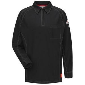 Bulwark® Men's iQ Series® Long Sleeve Polo Shirt