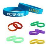 Custom Print Silicone Bracelet