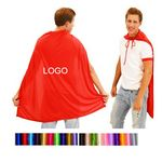 Custom Satin Adult Superhero Capes