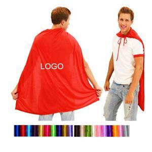 Satin Adult Superhero Capes