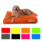 Custom Outdoor Waterproof Doggie Bean Bag Bed / Covers Only