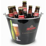 Custom Full Color Ice Bucket/ Beer Bucket