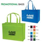 Custom Non-Woven Promotional Grocery Tote Bag