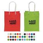 Custom Non-woven Grocery Shopping Bag With Polyester Rope handles