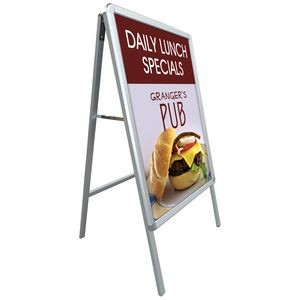 A-Frame Sandwich Board Kit