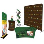 Custom Trade Show Booth Display - Superior Package