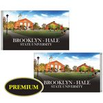 Custom 3' x 5' Double Sided Digitally Printed Knitted Polyester Flags