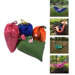 Custom Both Interior and Outdoor Hammock for Entertainment