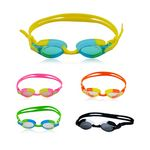 Custom Kids Size Swim Goggle- Mixed Color