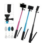 Custom Extendable Wireless Monopod with High Quality Bluetooth Shutter