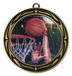 Custom 2.5 Basketball Tivoli 2 Holder Award