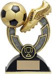 Custom 4.5 Varsity Soccer Resin Trophy