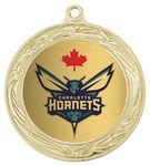 Custom 2.75 Laurel 2 Holder Medal