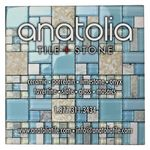 Custom Full Color Ceramic Tile