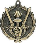 Custom 2.5 Sculptured Victory Medal