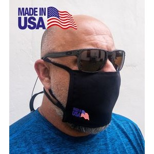Face Mask with Cords
