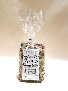 Basic Bean Simply Soup w/ Cello Bag - ASSOUP8B - IdeaStage Promotional ...