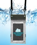 Custom Waterproof Phone Caddy w/ Lanyard