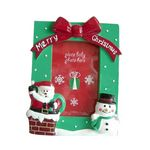 Custom Christmas Photo Frame