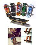 Custom Finger Skate Boarding