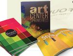 Custom Catalog 100 Pages Full Color Perfect Bound (96 Inner Pages + 4 Page Cover)