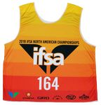 Custom Volunteer Bib