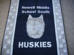 Custom Custom Beach Towel