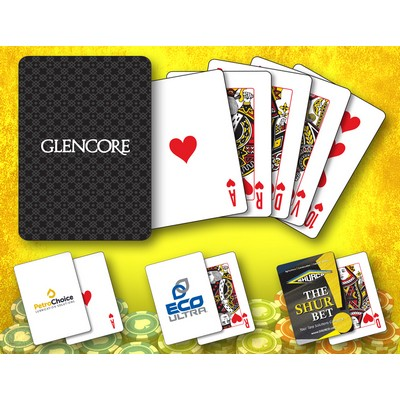 Poker Classic Card Deck
