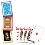 Custom Vegas Professional Card Deck Bridge
