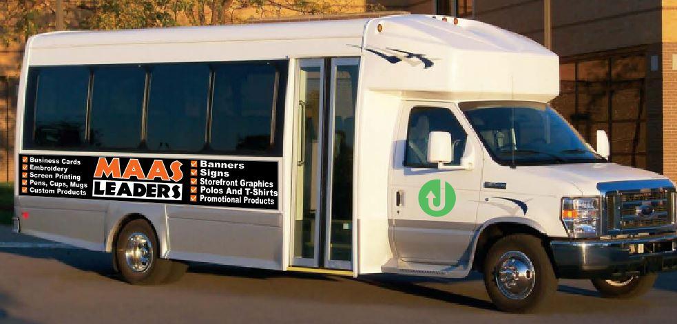 Jet Bus Transit Advertising