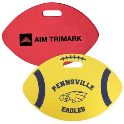 custom printed football stadium cushion