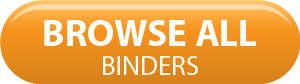 custom presentation binder