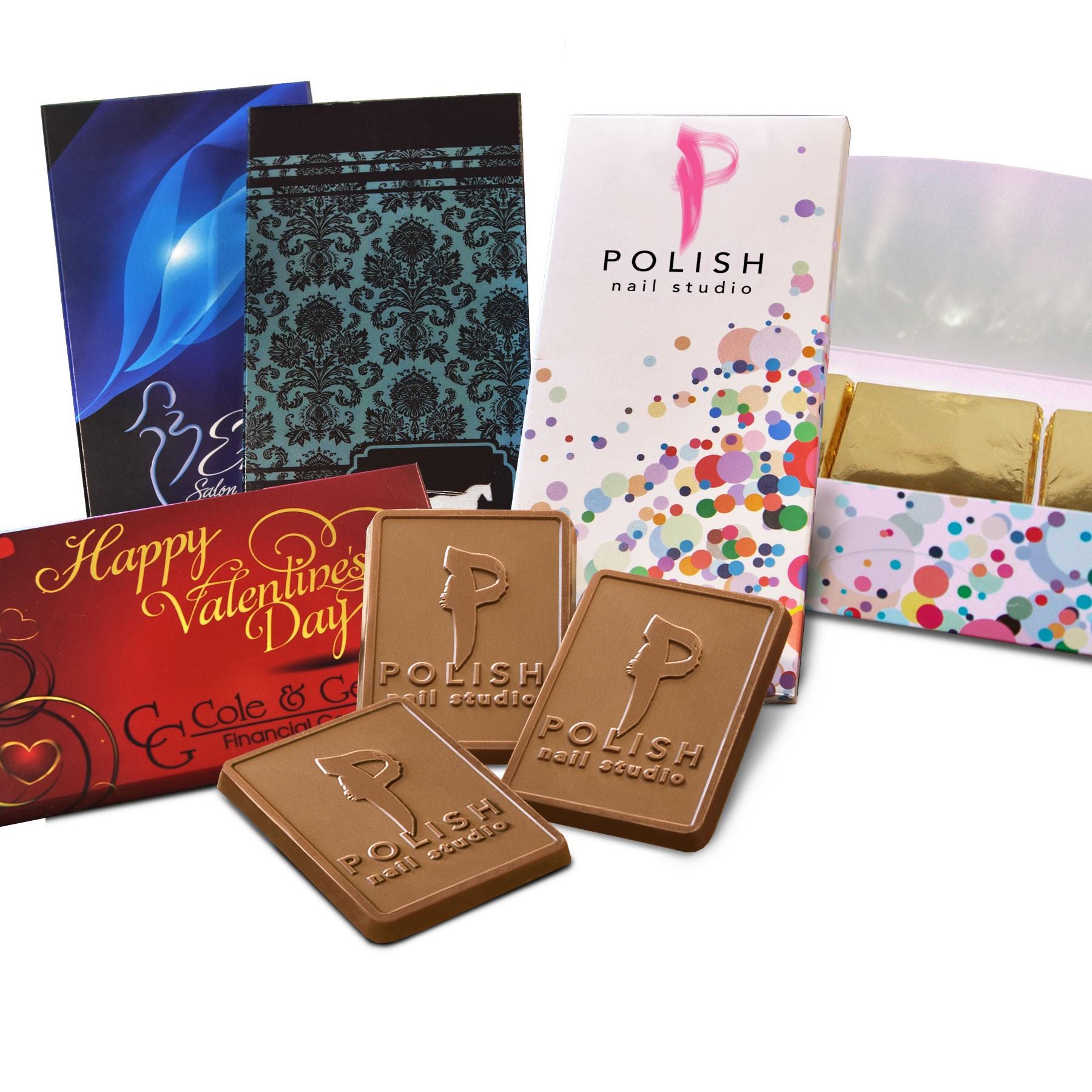 Custom Chocolate Bar Wrapper