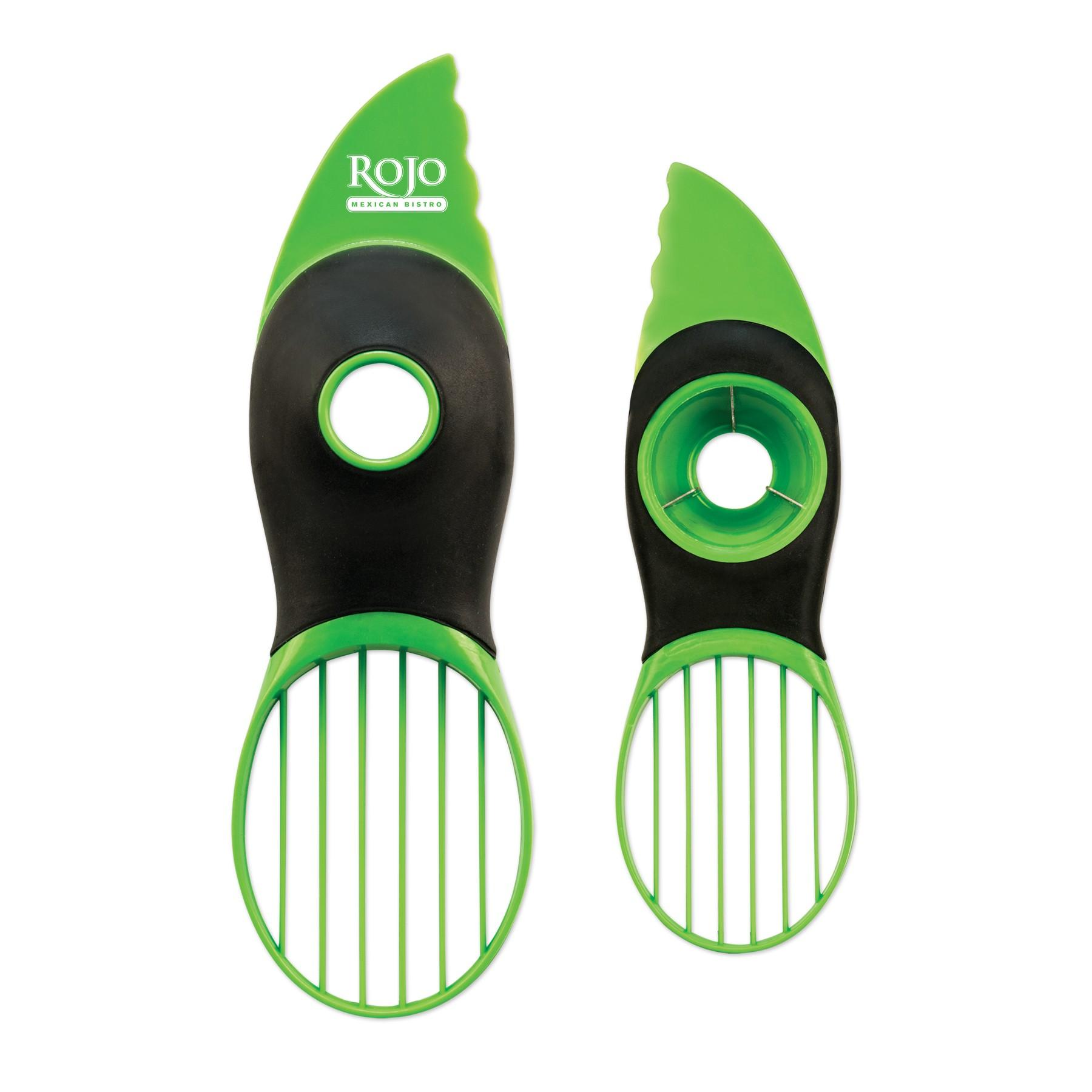 custom printed avocado slicer tool