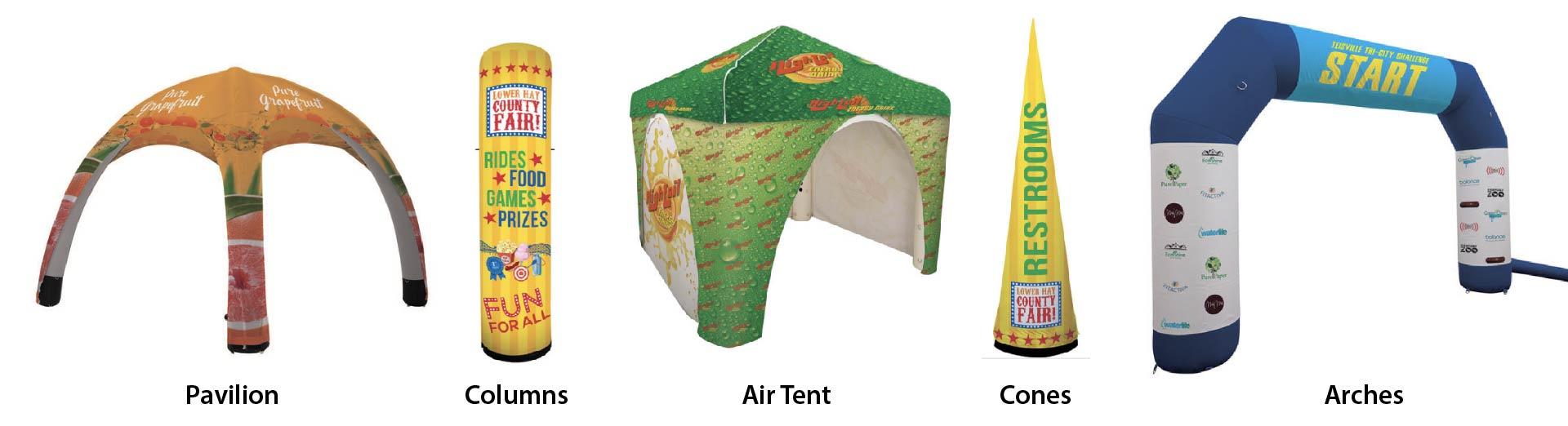 custom-printed-inflatable-tent-arlington-va-dc
