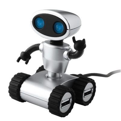 custom usb hub robot